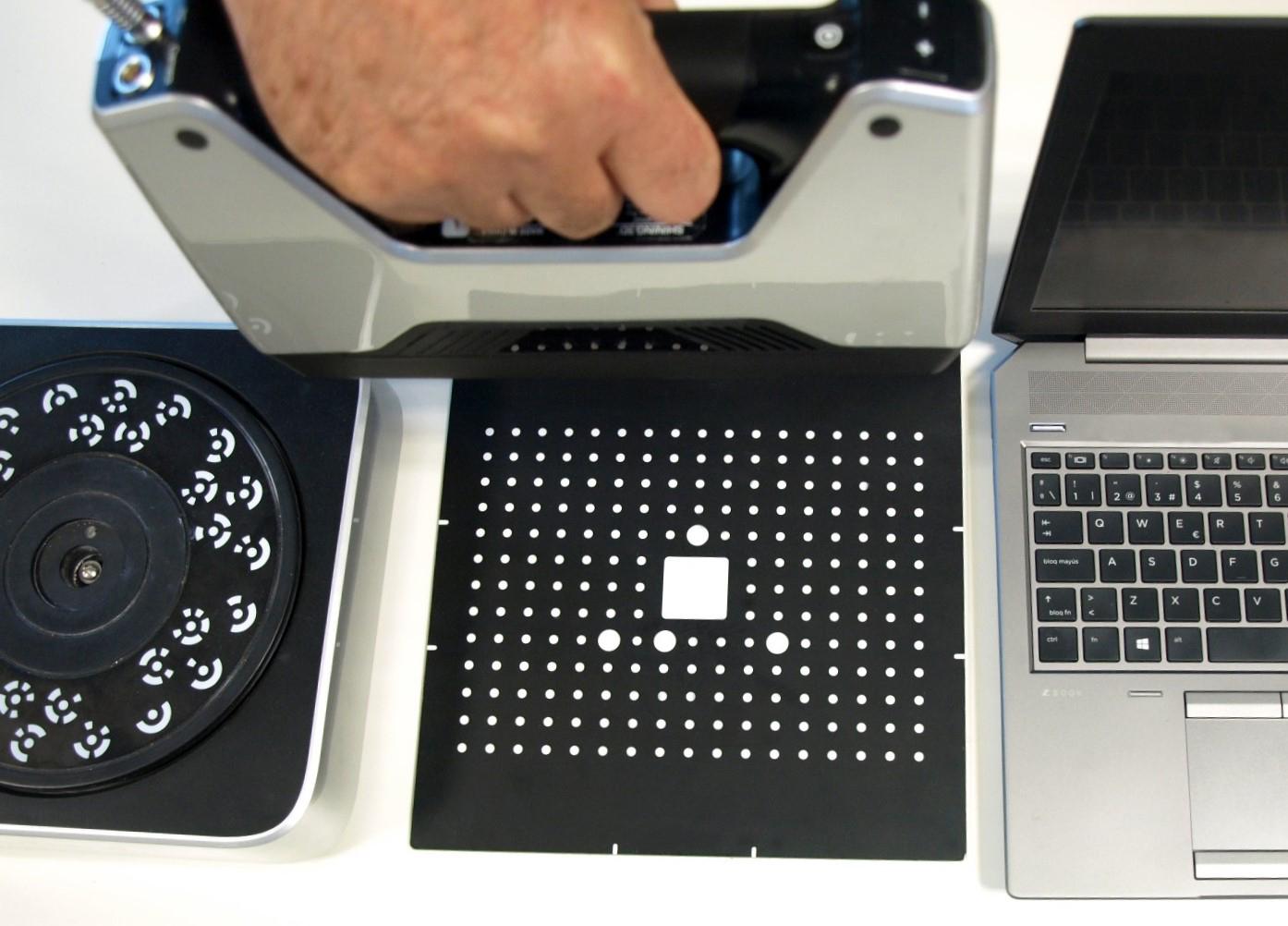 Tecnologías de escaneo 3D